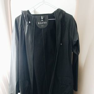 Rains Jackets & Coats - RAINS Long Jacket